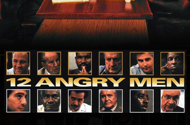 دانلود زیرنویس 12Angry Men 1997