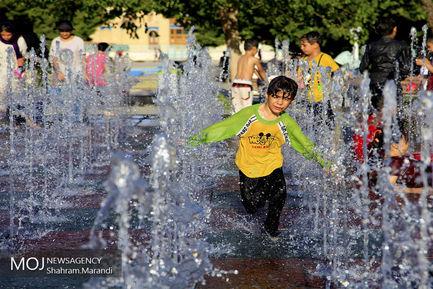 آب+تنی+کودکان+در+روزهای+گرم+تابستان