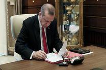 اردوغان تفاهمنامه گشایش گذرگاه های مرزی جدید با ایران را امضا کرد