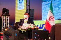 در احداث نمایشگاه بین المللی اصفهان از گنجینه هنر ایرانی استفاده  شده است