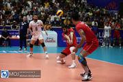 نتیجه بازی والیبال ایران و کانادا/ برد مقتدرانه ایران در ارومیه