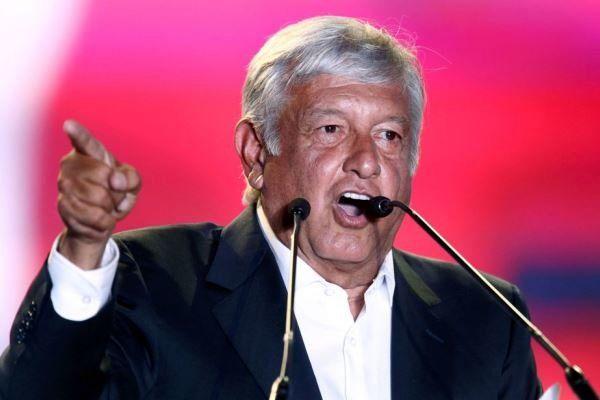 اوبرادور رئیس جمهور مکزیک شد