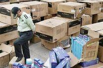 کشف 3 میلیاردی کالای قاچاق در بندرلنگه