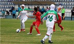 هفته ششم لیگ برتر فوتبال بانوان فردا برگزار می شود