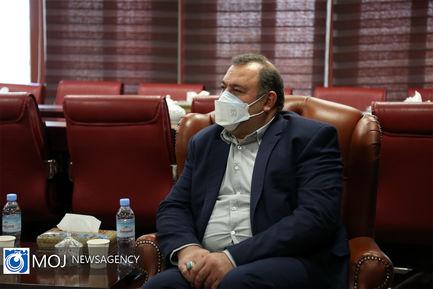 دیدارهای امروز وزیر ورزش و جوانان - ۶ شهریور ۱۴۰۰
