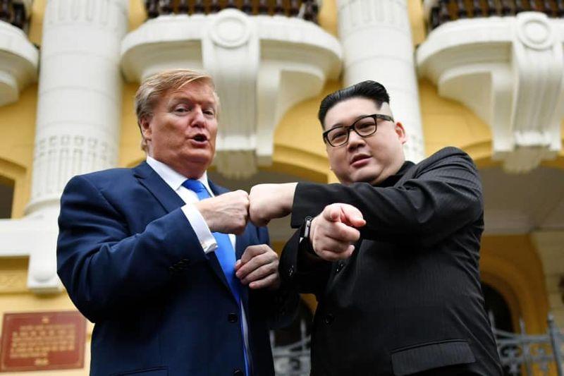بدل های ترامپ و کیم جونگ اون، به اخراج از ویتنام تهدید شدند