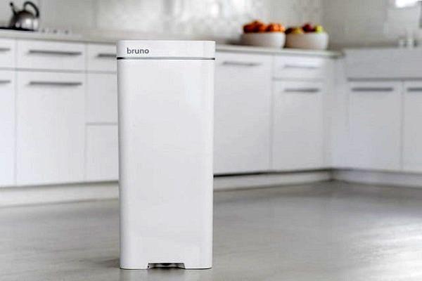 سطل زباله هوشمند به بازار می آید