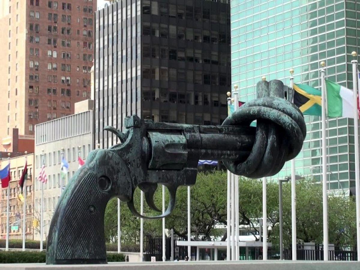 شورای امنیت سازمان ملل متحد قطعنامه روسیه درباره سوریه را رد کرد