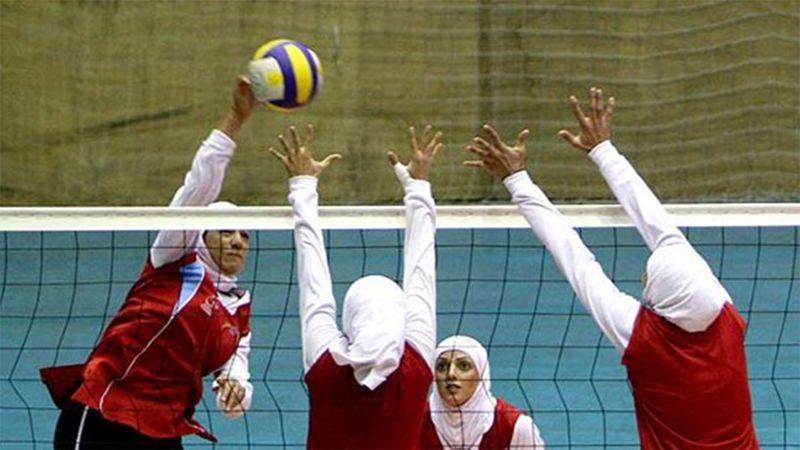 دعوت 4 بانوی والیبالیست اصفهانی به مسابقات انتخابی المپیک