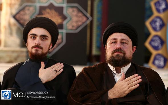 احیای شب نوزدهم ماه مبارک رمضان در حرم مطهر امام خمینی (ره)