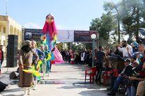 عروسک باشکوه عشایر رونمایی شد/ آغاز رقابت ٩ گروه نمایشی