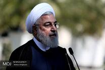 روحانی از دستاوردهای جدید هسته ای کشور رونمایی کرد