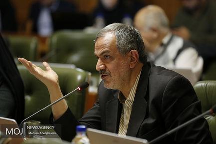 احمد مسجد جامعه ای عضو شورای شهر تهران
