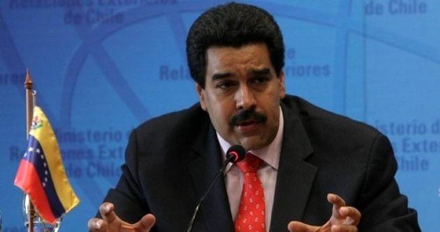 حمایت مادورو از ملت فلسطین