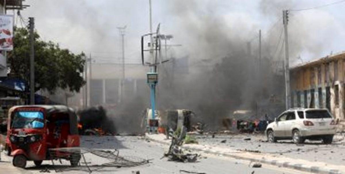 انفجار انتحاری در نزدیکی کاخ ریاستجمهوری سومالی
