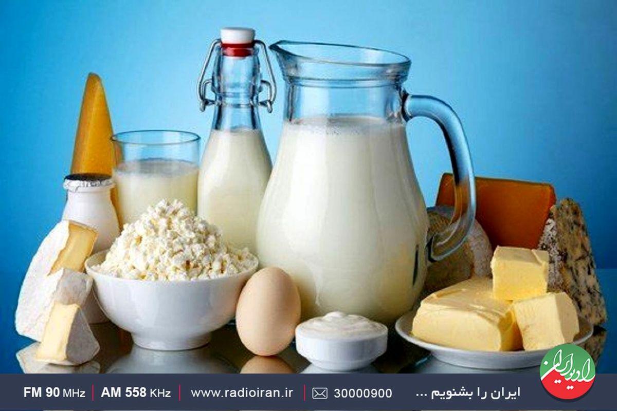 اما و اگرهای قیمت لبنیات به  رادیو ایران رسید