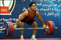 احتمال مربیگری نایب قهرمان بازیهای آسیایی 2010 در تیم ملی وزنهبرداری