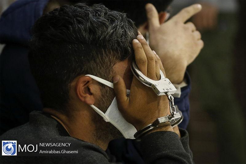 دستگیری سارق کابل های برق در شهراصفهان/ اعتراف به 11 فقره سرقت