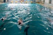 اولین دوره مسابقات شنای آزاد کارکنان به مناسبت دهه کرامت