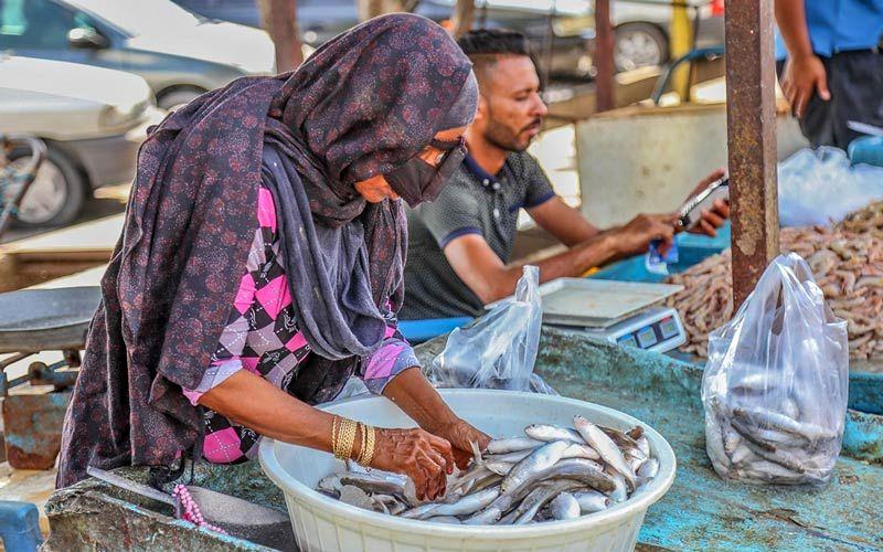 از خرید ماهیان دارای لکهی سفید خودداری کنید