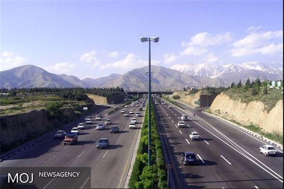 تردد در تمامی راهها و محورهای مواصلاتی کشور روان است