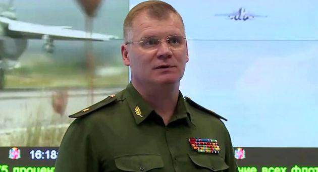 ژنرال کوناشنکف: آمریکا بداند که سوریه یک کشور مستقل است