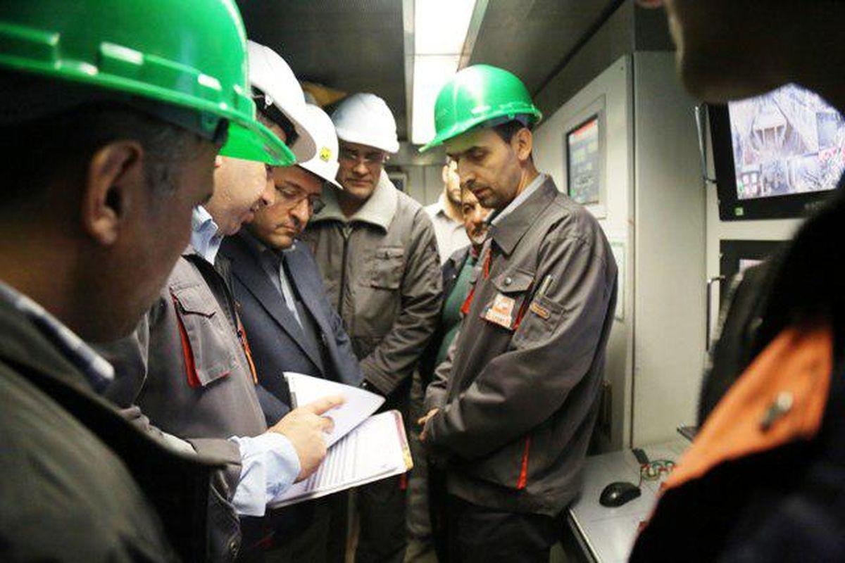 انعقاد قرارداد تأمین ۱۱۱ دستگاه پله برقی در متروی تهران