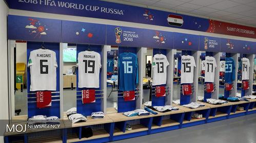 دیدار تیم های روسیه و مصر