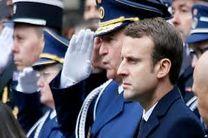 رئیس جمهور منتخب فرانسه: به مبارزه با تروریسم ادامه می دهم