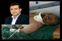 فوت یکی از مصدومان حادثه سیمان خوزستان