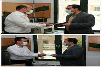 مدیران روابط عمومی و امور کالا شرکت پالایش گاز ایلام منصوب شدند