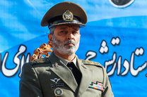 فرمانده کل ارتش از گروه پدافند هوایی شهید ملکی بازدید کرد