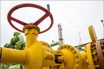 صادرات گاز طبیعی ایران کاهش یافته است