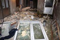پنج مصدوم در انفجار کپسول گاز در تبریز