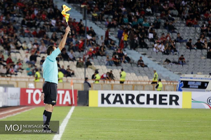 داور دیدار رفت و برگشت فینال لیگ قهرمانان آسیا اعلام شد