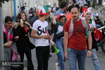 تبریک مردم عربستان به تیم ملی ایران +تصاویر