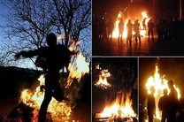 آماده باش آتش نشانی اصفهان برای آیین چهارشنبه سوری