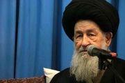 ابراز تاسف آیت الله علوی گرگانی برای حادثه تروریستی غرب کابل