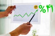 رشد 41 درصدی سود خالص