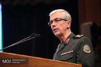 پیام تبریک سرلشکر باقری به وزرای جدید دولت