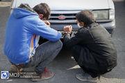 دستگیری 2 سارق خودرو در اصفهان / سرقت به شیوه پنچر کردن خودروها