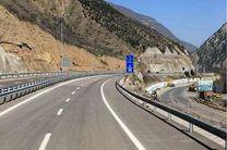 بازگشایی آزادراه زنجان به تبریز