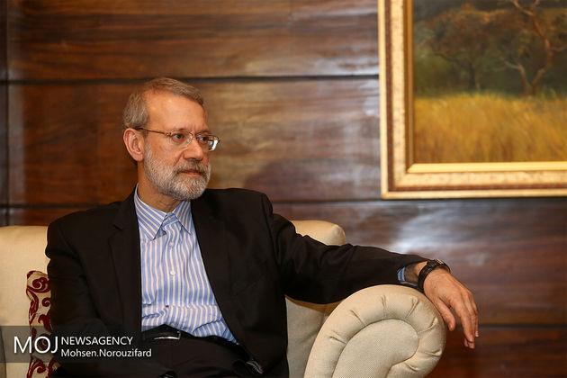 لاریجانی دقایقی پیش کلمبو را به مقصد تهران ترک کرد