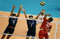 نتیجه بازی والیبال ایران و روسیه/ ایران از صعود به المپیک باز ماند