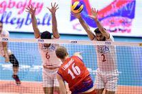 تیم ملی والیبال ایران به ریودوژانیرو رسید