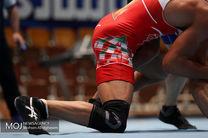 حذف چهار فرنگی کار ایران در مسابقات کشتی فرنگی جایزه بزرگ مجارستان