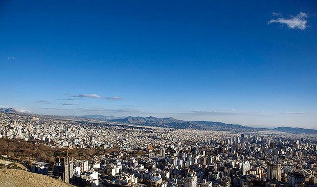 روند کاهشی آلودگی هوای شهرهای کردستان