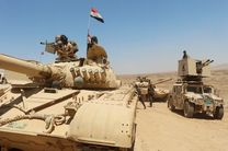 پیشروی نیروهای عراق به سمت موصل