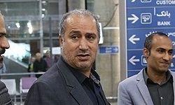 تقدیر فدراسیون فوتبال از مسئولان هواپیمای اختصاصی تیم ملی