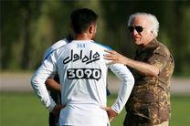 شهباززاده به سازمان لیگ رفت